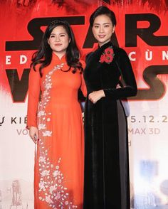 Kelly Marie Tran and Veronica Ngo