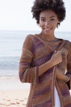 07defb61fe1913 Berroco Medina Vista Cardigan Sweater Knitting Pattern PDF Download Sweater Knitting  Patterns