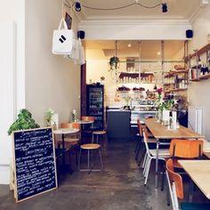 IN BEELD. Vijf keer koffie drinken in 't Stad