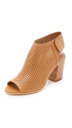 214ca84c1 Steven Suzy Open Toe Booties Saltos Grossos, Mulheres, Sapatos, Sapatos  Carrie Bradshaw,