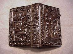 Armenian silver book cover