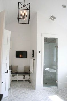 On Choosing Bathroom Tile | Little Green Notebook | Bloglovin'