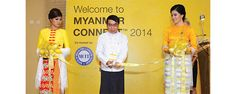 Myanmar Connect 2016: In the Future, Even Water Buffalo Will Be Online