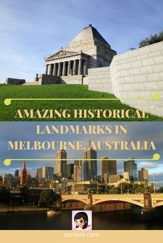 Traveling through a city's history is indeed a great adventure that never fails to amaze people. Travel in Australia.