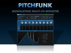 New software that claims it can create the most filthiest noises you've ever heard. DMGAudio PitchFunk
