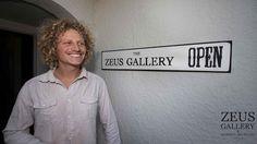 Zeus Gallery - HOME #zeus #artist #gallery #display #young #artists