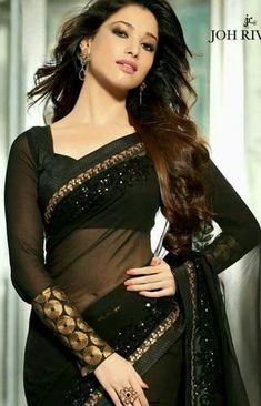Beautiful Girl Indian, Most Beautiful Indian Actress, Beautiful Saree, Trendy Sarees, Stylish Sarees, Stylish Dresses, Indian Bollywood Actress, Indian Actresses, Bollywood Saree