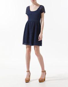 { Lace Dress by Zara [$89.90] }