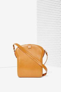 Mini Toast Leather Bag
