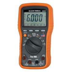 Klein Tools Electrician's/HVAC TRMS Multimeter