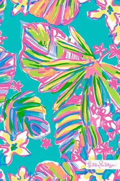 sweet-tea-and-sec:  Lilly Pulitzer - Summer Haze