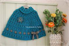 Crochet by Tukta: don't feel blue