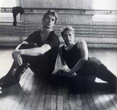 Nureyev and Erik Bruhn