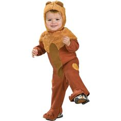 Cowardly Lion Infant 6-12 Mos