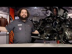 Hoppe Mediazilla Detachable Audio Fairing for Harley Review at RevZilla.com