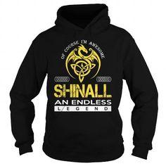 Best Friend Tattoos - SHINALL An Endless Legend (Dragon) - Last Name, Surname T-Shirt #name #tshirts #...