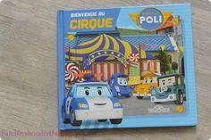 Bienvenue au cirque est un livre qui fait partie de la collection des Robocar Poli, célèbre dessin animé adulé par les enfants. A découvrir!