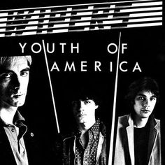 Wipers, The - YOUTH OF AMERICA Vinyl Record