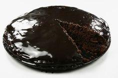 Amerikansk chokoladekage I 4