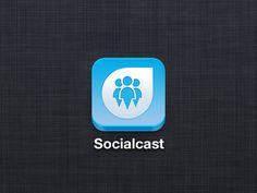 Socialcast iOS Icon