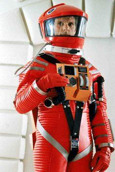 Film Costume Design - 2001: A Space Odyssey (1968): Space Suit
