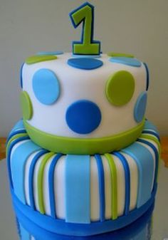 Картинки по запросу first birthday boy cake