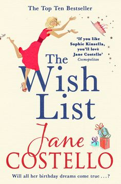 The Wish List - Jane Costello best book I've read in a while :)