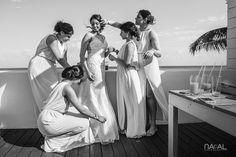 beach bride,
