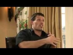 Tony Robbins - Why some people take Massive Action and others don't - YouTube
