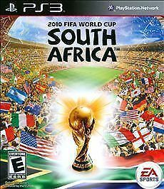 2010 Fifa World Cup South Africa Sony Playstation 3 2010