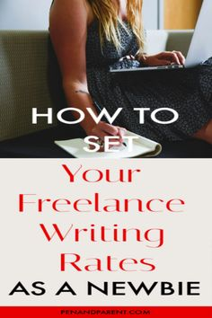 How to set your freelance writing rates is a challenge for most freelancers. The problem is rates vary widely. Find out how to set your freelancing rates. Online Writing Jobs, Freelance Writing Jobs, Article Writing, Writing Tips, Writing Portfolio, Make Money Writing, Writing Challenge, Parenting Articles, Blog Topics