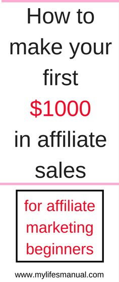 If you want to start making money blogging, but you're tired of trying to figure it all out on your own and you're ready to conquer Affiliate Marketing (once and for all), you're in the right place! #Affiliate #AffiliateMarketing #makemoneyonline