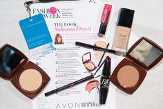 Bastidores da New York Fashion Week com Maquilhagem AVON. #AVON #MaquilhagemAVON