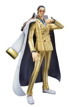One Piece: Kizaru ''Borsalino'' NEO-DX P.O.P. Portrait of Pirates 1/8 Scale figurine: Amazon.fr: Jeux et Jouets