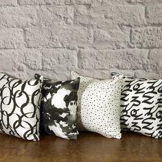 Bijou and Boheme/ @lia Fagan pillows
