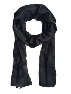 Vegan 100% bamboo scarf Elegance. Made in Europe. Ships worldwide. www.artisara.com