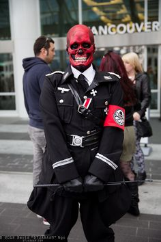Red Skull, Fan Expo Vancouver 2013 - Saturday