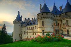 Château de Chaumont, France. Побудуй свій замок з конструктора http://eko-igry.com.ua/products/category/1658731