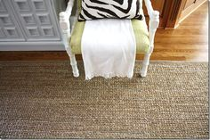 Our Living Room: Choosing an Area Rug - Emily A. Clark