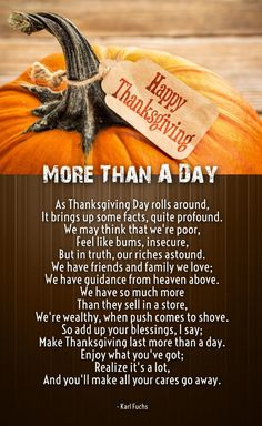thanksgiving love poem