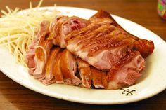 smoked goose #Taiwan #food 煙勳鵝肉