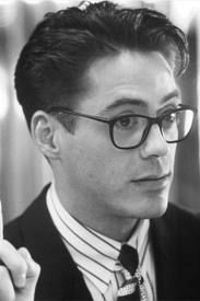 Loves This Fifties Inspired 1990s Haircut Gotta Love Robert Downey Jr