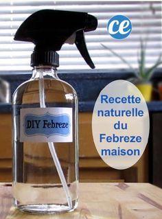 Facile Et Économique : La Recette 100% Naturelle du Febreze Fait Maison.