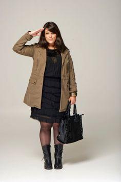 Aurélie with A Perfect 14 #plus #plusmodel #model Mannequins, Model, Coat, Jackets, Fashion, Plus Size, Fashion Ideas, Down Jackets, Moda