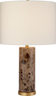 """""""marble"""" marble table lamp, for more beautiful table lamp inspirations use search box term """" table lamp"""" @ click link: InStyle-Decor.com"""