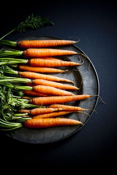 Carrots | La gatta col piatto che scotta