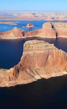 Lake Powell | Travel | Vacation Ideas | Road Trip | Places to Visit | Page | AZ | Water Sports | Natural Feature | Forest | Hiking Area