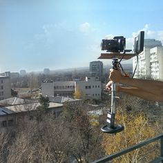 Building Your Own DIY Camera Stabilizing Rig