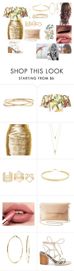 """""""238"""" by thamirezfelix ❤ liked on Polyvore featuring Nadri, Isolda, Yves Saint Laurent, Jules Smith, Charlotte Russe, Lana Jewelry and Rebecca Minkoff"""