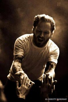 Corey Taylor being amazing as usual!!